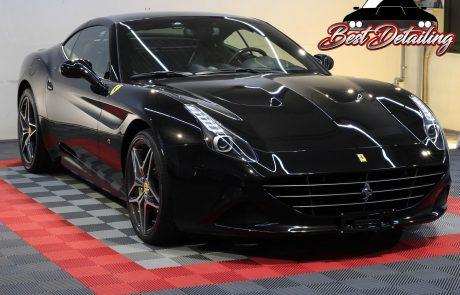 Ferrari California Detailing Nanotecnologia