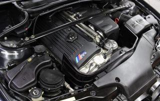 motore M3 dopo