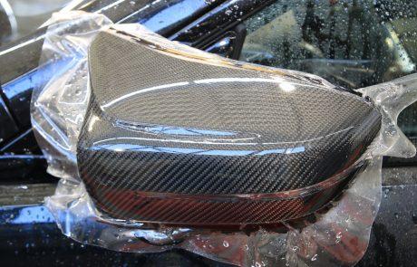 PPF paint protection film specchietti
