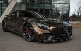 wrapping mercedes amg